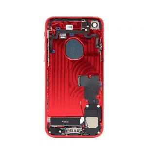 iPhone 7 Bakdeksel/ ramme - Rød