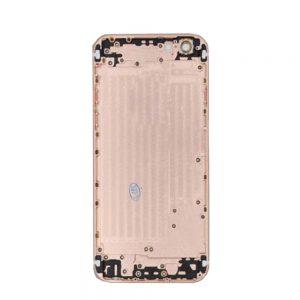iPhone 7 Bakdeksel/ ramme - Rosegull