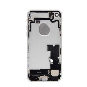 iPhone 7 Bakdeksel/ ramme - Sølv
