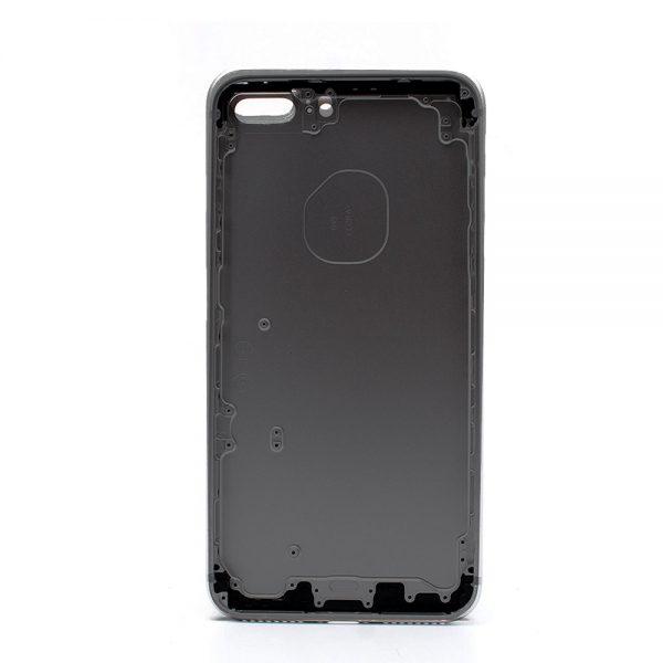 iPhone 7 Plus Bakdeksel/ ramme - Svart