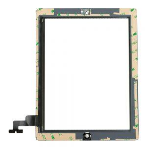 Kjøp iPad 4 Glass Og Touch - Hvit