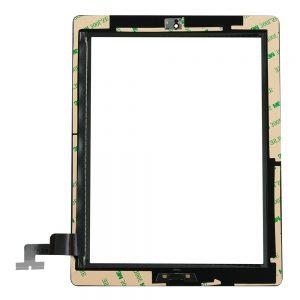 Kjøp iPad 4 Glass Og Touch - Svart