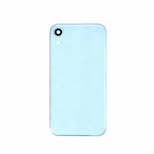 iPhone XR Bakdeksel/ Ramme Blå