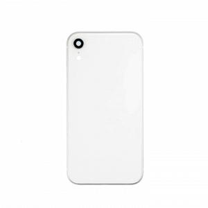 iPhone XR Bakdeksel/ Ramme Hvit