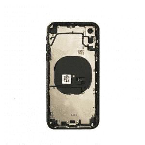 iPhone XR Bakdeksel/ Ramme Svart