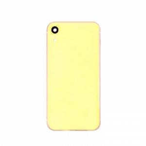 iPhone XR Bakdeksel/ Ramme Gul