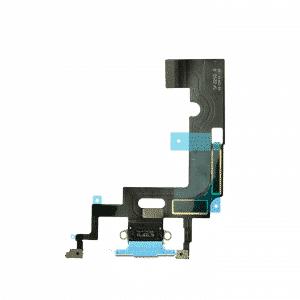 iPhone XR Ladeport Flex Kabel Blå