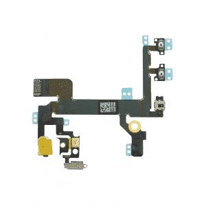 iPhone 5s Av/ På Volum Flex Kabel