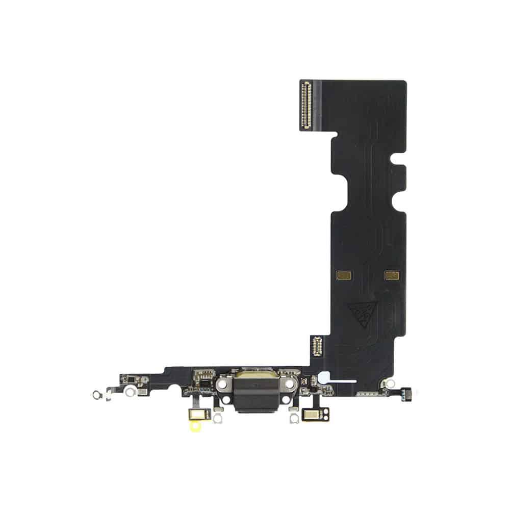 Kjøp iPhone 6 plus ladekontakt, mikrofon og audio jack flex