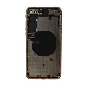 kjøp iphone 8 Ramme med deler gull