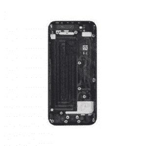 iPhone 5s Bakdeksel/ Ramme Sølv