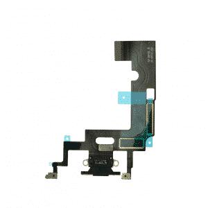 iPhone XR Ladeport Flex Kabel Svart