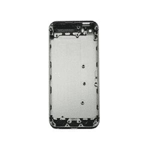 iPhone 5s Bakdeksel/ Ramme Svart