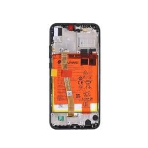 Huawei P20 Lite skjerm - Svart