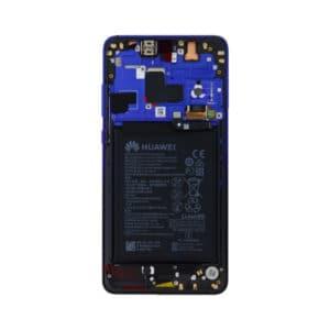 Huawei Mate 20 Lite Skjerm - Blå