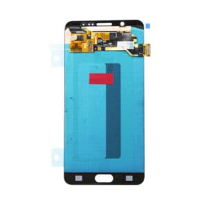Samsung Galaxy Note 5 Skjerm - Svart