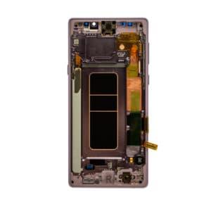 Samsung Galaxy Note 9 Skjerm - Svart