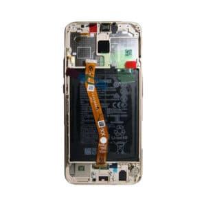 Huawei Mate 20 Lite Skjerm - Gull