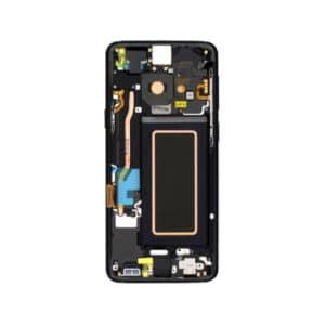 Samsung Galaxy S9 Skjerm - Svart