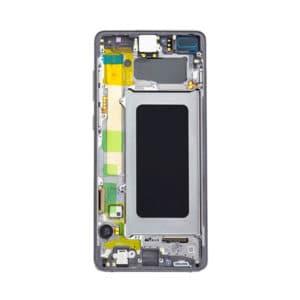 Samsung Galaxy S10 Plus Skjerm - Svart