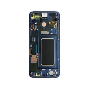 Samsung Galaxy S9 Skjerm - Blå