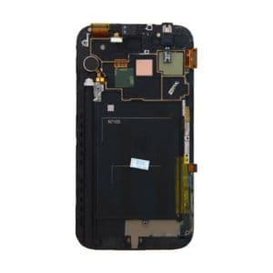 Samsung Galaxy Note 2 Skjerm - Hvit