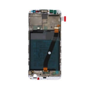 Huawei Mate 10 Lite Skjerm - Hvit